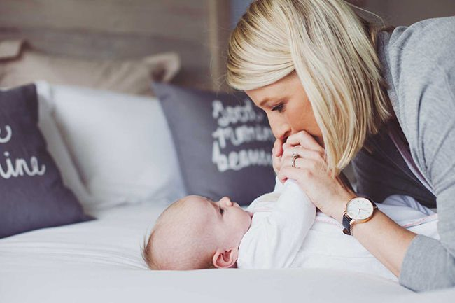 Surrey newborn baby photographer