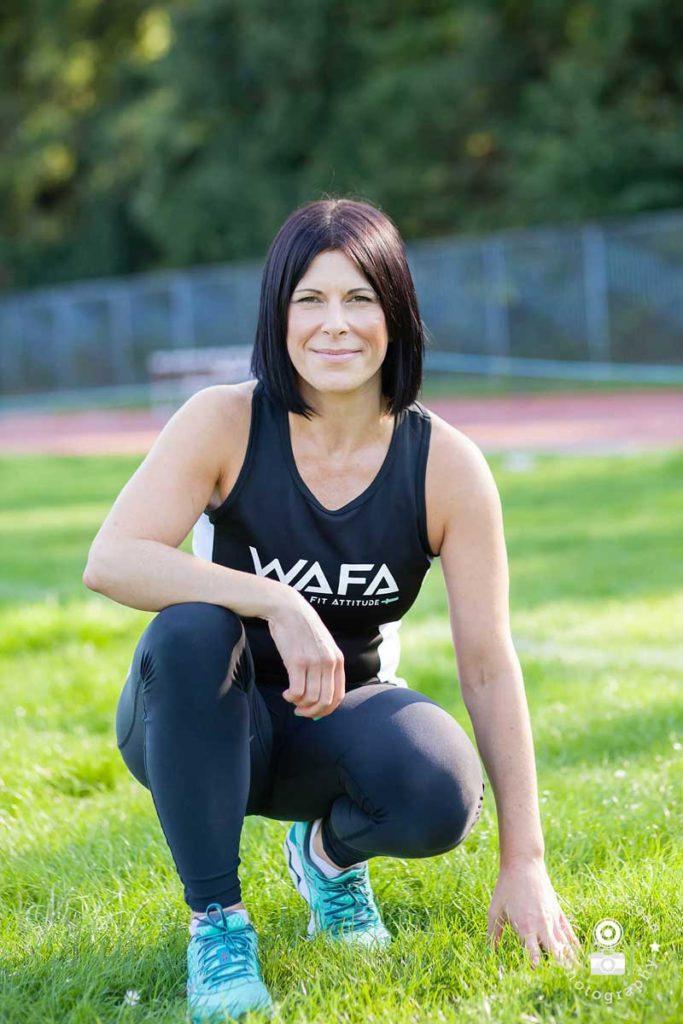 fitness personal branding portrait